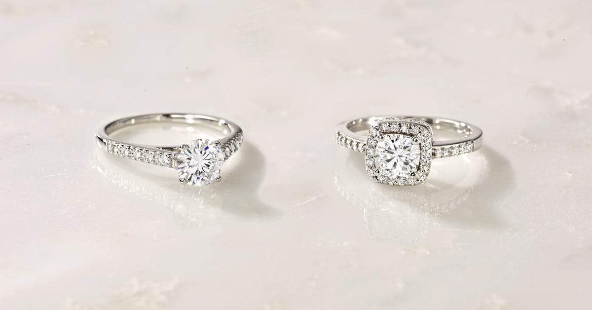 the abcu0027s of ring settings guide to engagement ring styles u0026 designs