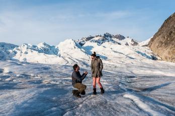 glacier proposal