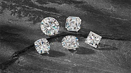 Charles and Colvard Moissanite South Africa